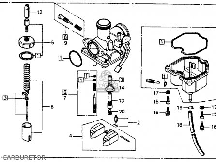 Wiring Diagram Honda C70 Cdi on honda atv wiring diagram