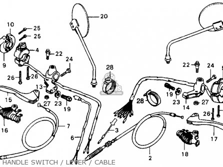 Yamaha Ym2c Wiring Diagram besides Partslist additionally Partslist as well Honda Xl 185 Wiring Diagrams together with Partslist. on honda 1974 xl 100 parts