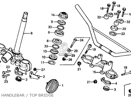 Ct70 1976 Wiring Diagram on honda trail 70 wiring diagram