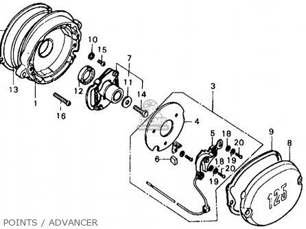 1977 Xl 125 Engine Manual