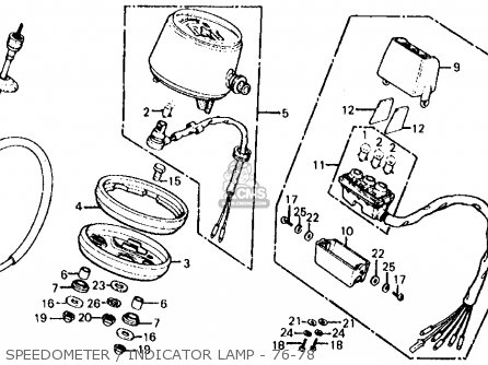 Basic Car Wiring Diagram Honda