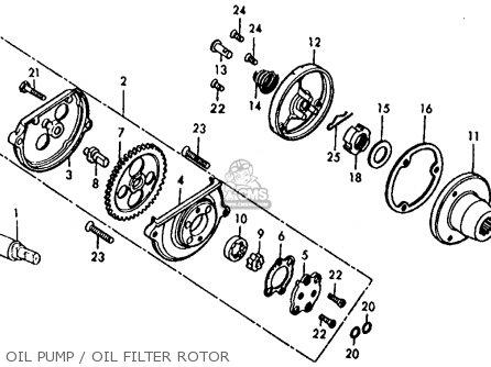 1975 honda xl 125 wiring diagram
