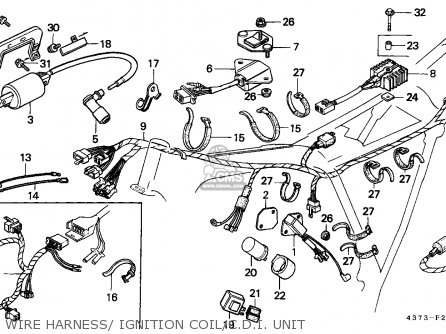 Honda       XL125S       1981     B  SWEDEN  KPH parts lists and schematics