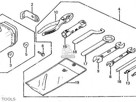 1984 Honda Xl125 Wiring Diagram