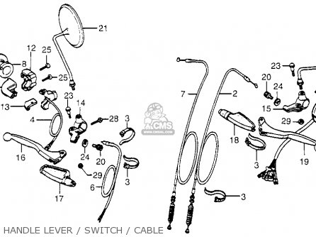 Honda Xr100r Engine Diagram