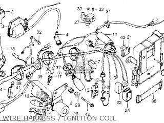 xl175 wiring diagram honda xl175 1978 usa parts list partsmanual partsfiche 1997 f250 wiring diagram door