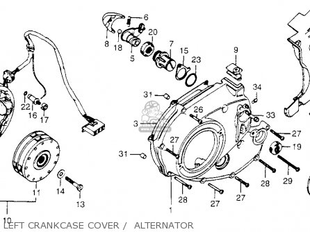 Dixie Chopper Electrical Wiring Diagram together with K Z 550 Wiring Diagram For A To additionally Engine Carbon Build Up furthermore 1982 Honda Cb900c Wiring Diagram besides Harley Ironhead Transmission. on bobber wiring diagram