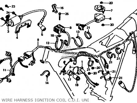 Showthread in addition Yamaha Vino 125s Wiring Diagram further Yamaha Scooter Wiring Diagram in addition Schematic electric scooter together with Yamaha Virago Electric Starter Circuit And Wiring Diagram. on cdi ignition wiring diagram