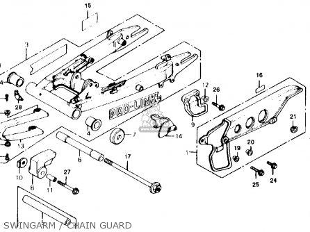 Honda Xl200r 1983 D Usa Parts Lists And Schematics