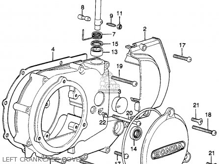 honda xl250 motosport 250 1975 xl250k0 usa parts list. Black Bedroom Furniture Sets. Home Design Ideas