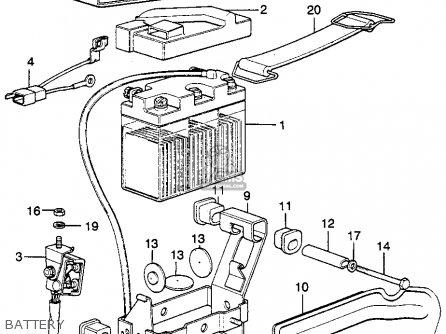1974 Honda Xl250 Wiring Diagram
