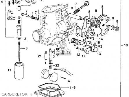 honda xl250 motosport k0 1975 usa parts lists and schematics. Black Bedroom Furniture Sets. Home Design Ideas