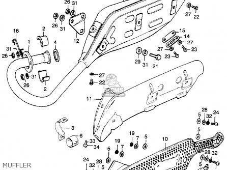 Headlight Wiring Diagram 1972 Honda Xl250