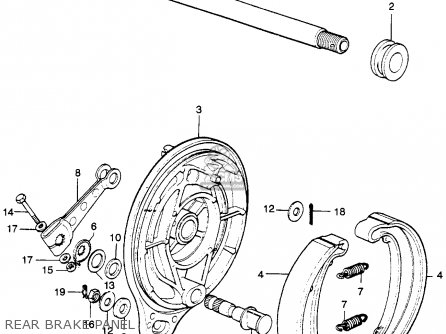 Ford 2600 Tractor Fuel System