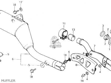 Honda Xl250r 1984 E Usa Parts Lists And Schematics