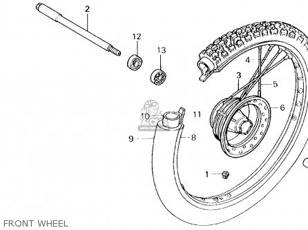 Honda Xl 250 Wiring Diagram on suzuki 185 atv wiring