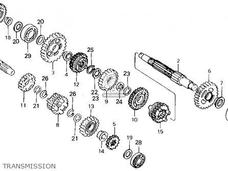 Crf Wiring Diagram besides Partslist likewise Vinson Carburetor Diagram also Honda 400 Foreman Wiring And Charging Diagram moreover Schematic Showstypical Diagram. on honda 400ex wiring schematic
