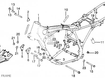 1976 Xl350 Honda Wiring Diagram