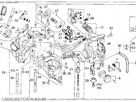 Honda xl 600 service manual