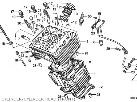 honda moto 3 engine honda nsf250r engine wiring diagram