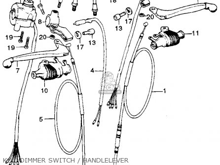 1972 Honda Cb350 Wiring Diagram in addition Partslist moreover Wiring Diagram For Yamaha Raptor additionally 1971 Honda Sl125 Wiring Diagram as well Honda St1100 Wiring Diagram. on honda sl125 parts