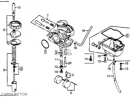 1987 Honda Civic Radio Wiring Diagram