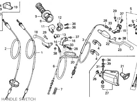 Honda Cr250r Wiring Diagram