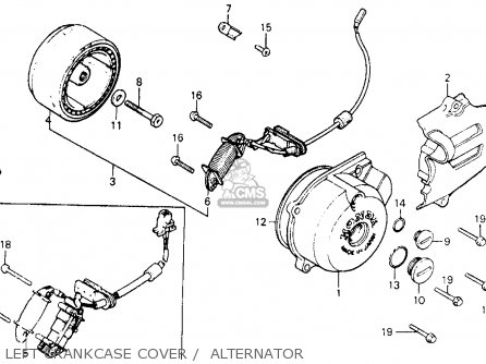 Wiring Diagram Honda Xr200
