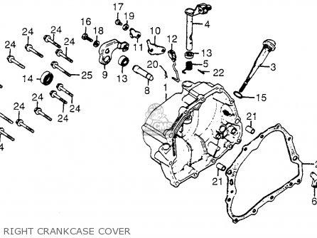 honda xrr   usa parts lists  schematics