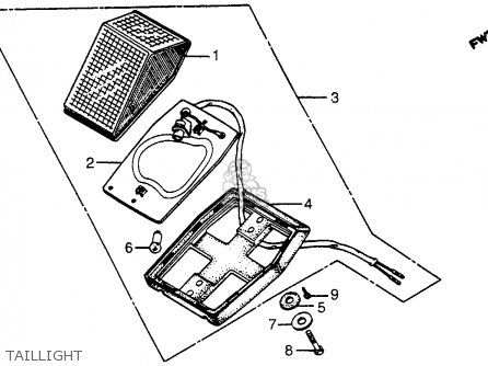 Power Seat Control Cover Panel