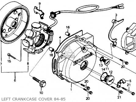 1985 Honda Accord Wiring Diagram Auto Electrical Wiring