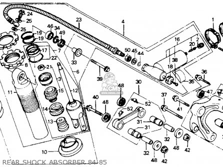 Honda Xr650l Wiring Diagrams moreover Kenwood Microphone Diagram furthermore Power Gear Wiring Diagram as well RepairGuideContent as well Watch. on honda xr 200 wiring diagram