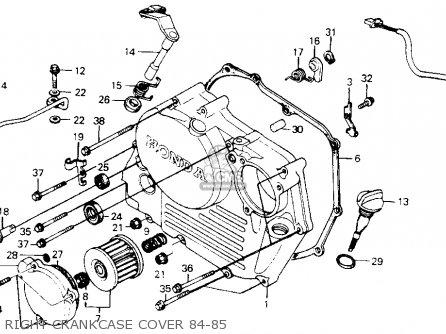 84 xr200r wiring diagram honda xr200r 1985  f  usa parts lists and schematics  honda xr200r 1985  f  usa parts lists