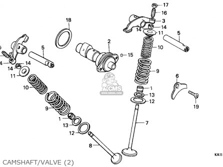 honda xrr   australia parts lists  schematics