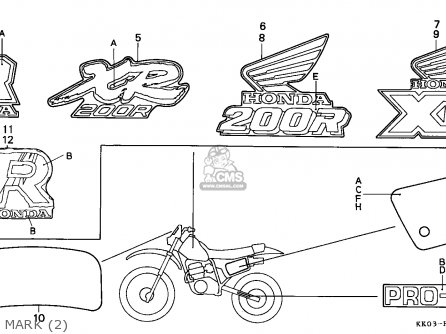 1980 Xr250 Wiring Diagram together with 1985 Honda Cb 650 Sc Wiring Diagram in addition 1983 Honda Xr200r Wiring Diagram besides 1985 Honda Spree Wiring Diagram moreover 95 Honda Atv Engine Diagram. on wiring diagram honda xr200
