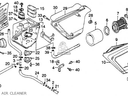 Honda Xr 600 Wiring Diagram besides Wiring Diagram For 1968 Honda Cl350 in addition Partslist furthermore Partslist besides Muffler  p Ex 18400333617. on honda cb350f