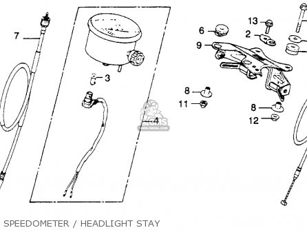 Honda Xr200 Engine on honda xr80 wiring diagram