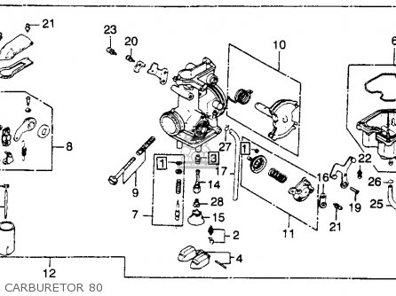 Honda Xr250r Parts on wiring diagram 1984 honda xr250r
