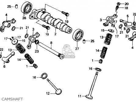 Honda Xl 250 Carburetor Schematic also Partslist together with Honda Cr80r Engine Diagram likewise 531031 Honda Xr250r Jet Chart additionally Tatning Bromskolv. on 1986 honda xr250r
