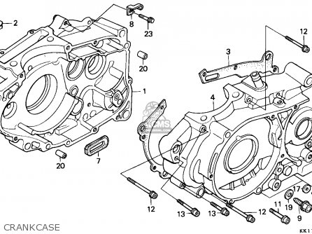 Honda Xr50 Wiring Diagram