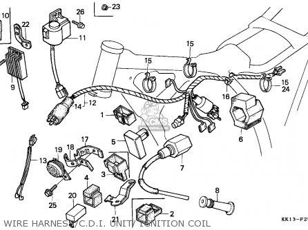 honda xl 250 wiring harness with Xl500r Wiring Diagram on Xl500r Wiring Diagram moreover Partslist moreover 2002 Honda Cr 125 Parts additionally 2004 Ford Taurus Wiring Diagrams in addition Partslist.