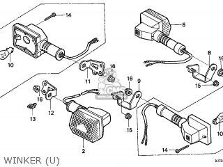 honda xr250r 2000 y australia ssw parts lists and schematics 2001 Honda XR250R Specs winker u