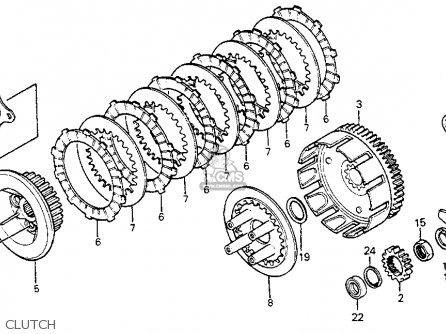Honda Four Cylinder Engine