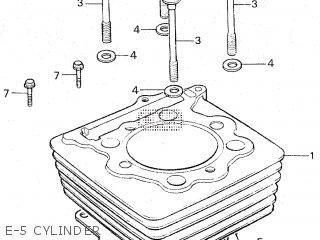 Magnificent Honda Xr350R 1986 G Parts Lists And Schematics Wiring Database Denligelartorg