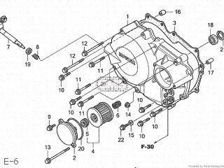 Honda XR400 2008 (8) JAPAN ND08-120 parts lists and schematicsCmsnl.com