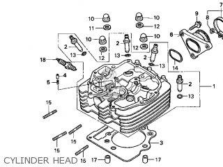 Honda XR400R 2004 (4) USA parts lists and schematicsCmsnl.com