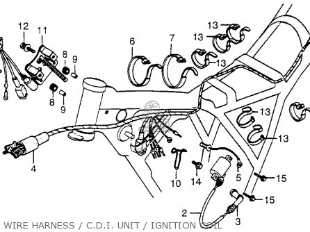 Honda Ct70 Trail 70 1980 Usa Crankcase Oil Pump furthermore Honda Ct90 Battery Wiring Diagram in addition 1979 Ct90 Wiring Diagram further 683 additionally 1978 Chevy Car Service Overhaul Body Manuals On CD ROM P20336. on ignition coil wiring harness 1980