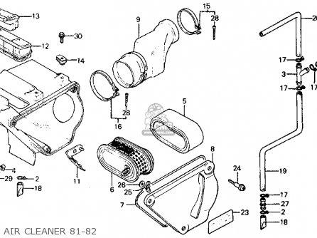 honda xr500r 1982 (c) usa parts lists and schematics1982 Honda Xr500r Wiring Schematic #21