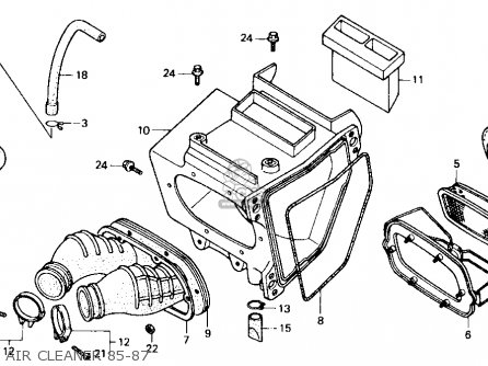 Honda Xr100 1984 Usa Cam Chain Tensioner together with Honda Xl 600 Wiring Diagram besides I as well 1980 Honda Xr200 Wiring Diagram together with CT 7816 125 Cr 1986. on 1983 honda xl 250