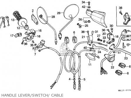 1986 Honda Cb450sc Wiring Diagram additionally Partslist additionally Partslist in addition 1986 Honda Xl600r Wiring Diagram as well  on 1986 honda xr600r